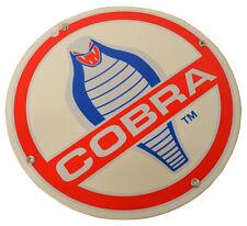 46 cm USA V8 Blechschild COBRA Boss ru FORD MUSTANG GARAGE Metall Schild schwer