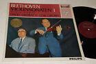 835150 AY Philips Hi-Fi Stereo David Oistrakh Beethoven Sonatas I ED1  NM