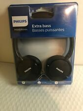 Philips Extra Bass Comfort Fit Headphone (SHL5000/27) New Sealed