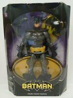 """Batman Grey Suit DC Comics WB Mattel 2003 12"""" 030219DBT3"""