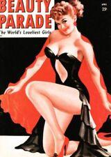 Red Vintage Art Prints