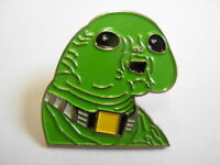 SLITHEEN DR WHO PIN BADGE