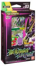 DragonBall Super Card Game - Expert Deck The Ultimate Life Form :: Brand New And