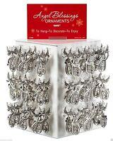 Ganz Christmas Tree Holiday Angel Blessings Ornament & Loving Sentiment EX28300A