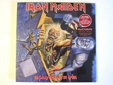 IRON MAIDEN NO PRAYER FOR THE DYING LP 2017 180 GRAM VINYL SEALED NWOBHM