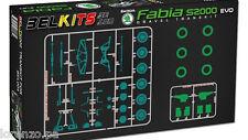 TRANSKIT GRAVEL VERSION PER SKODA FABIA S2000 1/24 BELKITS TK002