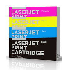 1 Set Toner Cartridges for HP 131A LaserJet Pro 200 Color M251n M251nw M276n