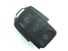 VW Golf Bora Jetta Passat Polo 3 Button Remote Key Fob Case