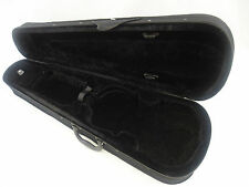 4/4 Triangle Shape Violin Case (VC300BK) + Free one set string