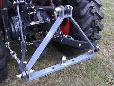 3 Point Cat-1 Tractor Rear Drawbar Trailer Hitch