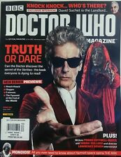 BBC Doctor Who Magazine UK June 2017 Truth or Dare Veritas FREE SHIPPING sb