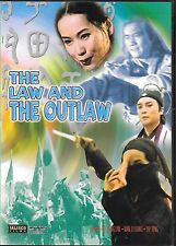 The Law and The Outlaw (DVD) Martial Arts Classic!