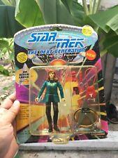 Star Trek Next Generation Dr. Beverly Crusher Playmates  1993 Action Figure