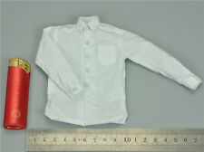 1/6 Scale White T Shirt for Soldier Story SS098 Eighth Route Army Gunner
