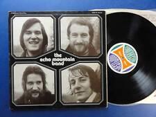 La banda di montagna ECHO WESTWOOD 75 rare LP PROG FOLK BLUEGRASS NR EX
