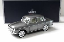 1:18 Norev Simca Aronde monthiery speciale 1962 GREY NEW in Premium MODELCARS