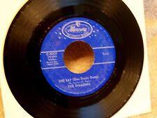 """The DIAMONDS-RARE Top 20 Hit 45-""""She Say (Oom Dooby Doom"""")'-Doo Wop-1959-EX"""
