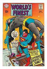 WORLDS FINEST 180 (VF/NM) SUPERMAN'S PERFECT CRIME   (FREE SHIPPING) *