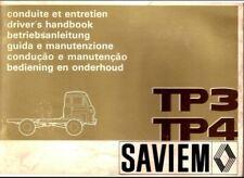 Saviem TP3  et SG  documentation d'atelier sur CD ROM