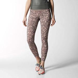 BNWT Adidas Stella McCartney Run Tight Leggings Tennis Yoga Gym Pants - S