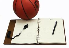 New Basketball Coaching Coach Game Training Note Notebook Notepad Planner Plan