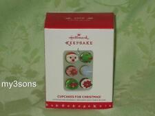 Hallmark ~ Cupcakes for Christmas! ~ 2016 ~ Limited Edition