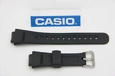 Casio g-2900 G-SHOCK 16 мм оригинальный черный резиновый часы группы ремень g-2900f новый