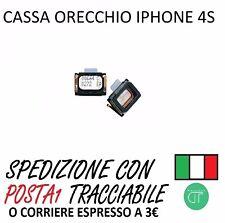 CASSA EAR SPEAKER AURICOLARE CHIAMATA ORECCHIO SUPERIORE PER IPHONE 4S