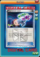 4X Hypnotoxic Laser 123/135 Pokemon Online Card TCG PTCGO Digital Card
