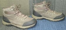 Mens Ariat Skyline Summit Gore-Tex Brown Leather Ankle Boots sz 13 EE