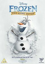 Frozen Sing-Along Edition [DVD] [2013] - DVD  FKVG The Cheap Fast Free Post
