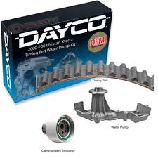 Dayco Timing Belt Water Pump Kit for 2000-2004 Nissan Xterra 3.3L V6 - ja