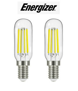 2 x Energizer® LED Cooker Hood Lamp Light Bulb SES / E14 4w 35w Replacement UK