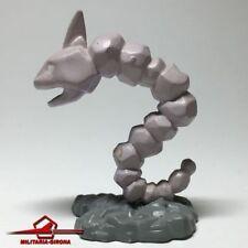 POKEMON ROCK TYPE: ONIX. PVC FIGURE 6 cm. NINTENDO TOMY CHINA