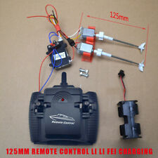 Rc Model Boat Kits Shaft+Bushing+Motor+Prope ller+Controller+Receiver Kit Diy