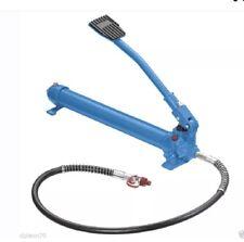 Fervi 0271 Pompa Idraulica - Blu