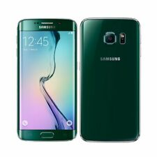 Samsung Galaxy S6 Edge - 32GB - Green Emerald (Unlocked) Smartphone -