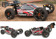 hpi racing Trophy 3.5 1/8th scale Nitro buggy Ready to Run Item #107012