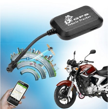 Real Time GPS Tracker GSM/GPRS Anti-theft Motorcycle Locator Tracker
