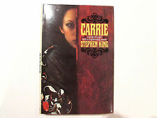Carrie, by Stephen King - 1974 - Book Club Ed.,Later Prtg. Vtg. Hardcover Book