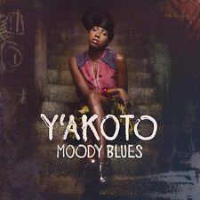 Y'AKOTO - MOODY BLUES  CD NEUF