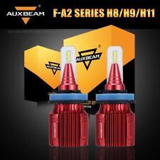 Auxbeam A2 H11 H9 H8 50W 5000LM High/Low LED Headlight Bulb Fog Light Lamp 6500K
