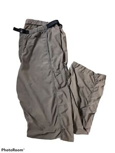 Patagonia large (Actual 34W 31L) Mens Athletic Active Outdoor Hiking Pants