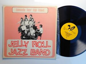 Newcastle Boys' High School Jelly Roll Jazz Band         private pressing
