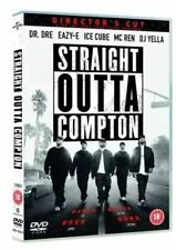 STRAIGHT OUTTA COMPTON DIRECTOR`S CUT - NEW / SEALED DVD - UK STOCK