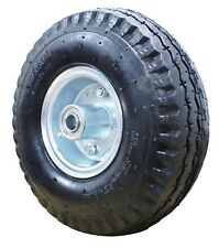 Two New 10 inch 4 Ply Dolly Tires Hand Truck Wagon Tire 352 Lb Rating Commercial