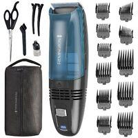 Remington HC6550 Vacuum Haircut Kit, Vacuum Trimmer, Hair Clippers