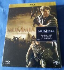 La Mummia - Trilogia (3 Blu-ray) Universal Pictures