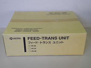 Original Neuware Kyocera FEED TRANS UNIT FE-20 / Papierzuführung in OVP