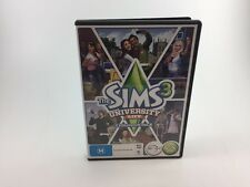 THE SIMS 3 UNIVERSITY LIFE EXPANSION PACK   PC/MAC DVD ROM   COMPLETE
